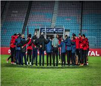 انطلاق مباراة الوصل والأهلي بالبطولة العربية
