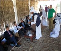 صور| قرية الروضة جاهزة لاستقبال ضيوفها