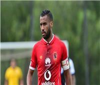 معلق مباراة الوصل والأهلي يشيد بحسام عاشور