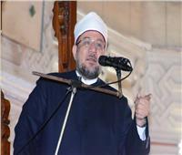صور| «عالمية الرسالة المحمدية» موضوع خطبة الجمعة