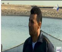 فيديو| مشرف صيادين بركة غليون: 12 جنيهًا تكلفة كيلو السمك في البركة
