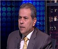 «عكاشة» يطالب بمزيد من الحزم لمواجهة فوضى الشارع المصري