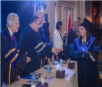 محافظ الإسكندرية يشهد حفل تخريج دفعة جديدة لجامعة ESLSCA
