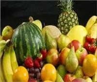 ننشر أسعار الفاكهة في سوق العبور..السبت
