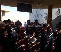 صور| وزيرا البيئة والسياحة تفتتحان مركز الزوار بـ«رأس محمد»