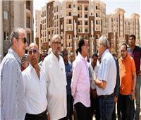 رئيس الوزراء يتفقد الأعمال بأحياء «السكنى والفيلات وجاردن سيتي» بالعاصمة الإدارية