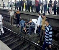 مصرع مواطن سقط أسفل مترو محطة المعصرة