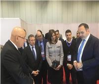 وزيرة الهجرة تفتتح أضخم معرض لـ«المشروعات العقارية المصرية» في لندن
