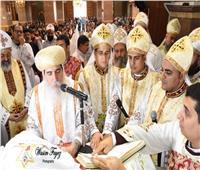 ٣ كهنة جدد في إيبارشية بني سويف