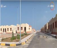 مجلس مدينه بئر العبد: ترميم وتجديد جميع منازل قرية الروضة