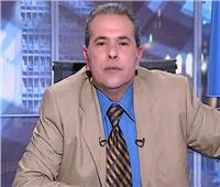 بالفيديو| توفيق عكاشة لـ«لمصريين»: «هتاكلوا ملبن والدنيا هتبقى بيضا»