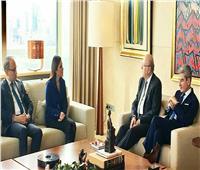 مستثمرون لبنانيون لـ«سحر نصر»: نعتزم ضخ استثمارات جديدة فى مصر