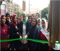 سلسلة من المعارض الخيرية بكلية البنات جامعة عين شمس