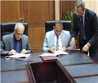 جامعة أسوان توقع مذكرة تفاهم للبدء في تنفيذ أنشطة مبادرة رواد النيل