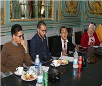 اتحاد طلاب جامعة عين شمس يعيّن ممثلا للطلاب ذوي القدرات الخاصة
