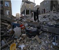 إيران : لا توجد تقارير حتى الآن عن وقوع قتلى جراء الزلزال