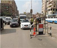 ضبط 15متهما في حملة أمنية بقسم ثان شبرا الخيمة