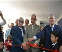 افتتاح أعمال التطوير التقني لمحاكم البحر الأحمر