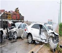 الإحصاء: 24.2% انخفاضًا في حوادث السيارات