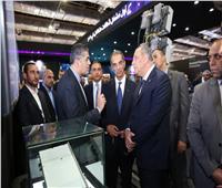 وزير الاتصالات يلتقي نظيره اللبناني بمعرض «Cairo ICT»