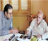 الروائى مجيد طوبيا: ذكاء الرئيس جعله «بطلا» لأهم قصة واقعية مصرية