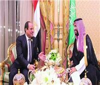 الصحف السعودية: القاهرة والرياض ..تكاتف في مواجهة التحديات وتطابق في الرؤى