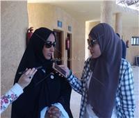 حوار  الشيخة سالم الظاهري: محمية الوثبة أولى محميات الخليج المنضمة للقائمة الخضراء
