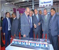 وزيرا النقل والمالية يشهدان إطلاق «مواصلات مصر» على جوجل