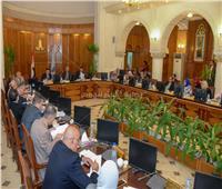 محافظ الإسكندرية يشارك في الجلسة الرابعة لمجلس إدارة الجامعة