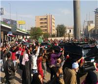 فيديو  أطفال مصر تهتف لولي العهد السعودي «مصر والسعودية أيد واحد»