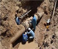 قطع المياه عن 4 مناطق بالجيزة منها هضبة الأهرام