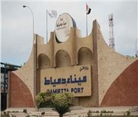 ميناء دمياط يستقبل 3 قطارات لنقل الغلال