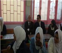 «فودة» يتفقد مدارس طور سيناء.. ويوجه بإنذار الطلاب المتغيبين