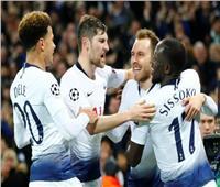فيديو| توتنهام يعبر إنتر ميلان في دوري أبطال أوروبا