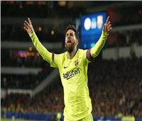 ميسي يحقق رقمًا قياسيًا جديدًا ويتخطى رونالدو في دوري أبطال أوروبا