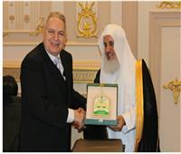 رئيس محكمة النقض يستقبل الوفد القضائي السعودي لبحث سبل التعاون