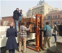 المتحف القومي للحضارة المصرية يستقبل 800 قطعة أثرية