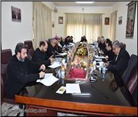 بدء اليوم الرابع للقاء بطاركة الشرق الكاثوليك ببغداد