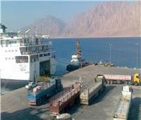 إغلاق ميناء نويبع بسبب سوء الأحوال الجوية