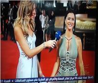 صور  إطلالة جديدة لـ«نور اللبنانية» في ختام مهرجان القاهرة السينمائي