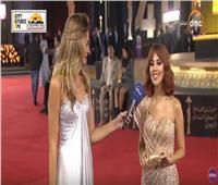 بالفيديو| «ياسمين» أصغر محكم في مهرجان القاهرة السينمائي