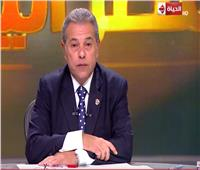 فيديو| توفيق عكاشة: منتجودراما فنية وكتاب اخترقواالإعلام المصري