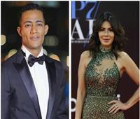 رسالة من نجلاء بدر إلى محمد رمضان بحفل ختام «القاهرة السينمائي»