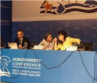 نص كلمة السكرتير التنفيذي لاتفاقية التنوع البيولوجي بالجلسة الختامية لمؤتمر الأطراف