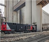 «القطارات» تستعيد نقل القمح من بورسعيد إلى الصوامع الداخلية