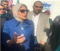 مواطنة تشكو غلاء الدواء.. ووزيرة الصحة: «احنا بدأنا وبلدنا أحسن من غيرها»