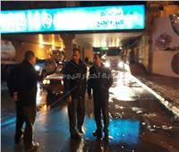 محافظ الإسكندرية: رفع حالة الطوارئ القصوى لمواجهة «النوة»