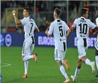 رونالدو يقود «يوفنتوس» ضد «فيورنتينا»