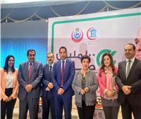 صور| معهد ناصر يقيم يوم تثقيفي بالمبادرة الرئاسية للقضاء على فيروس «سي»