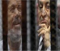 «مبارك» و«مرسي» وجهاً لوجه في قضية «اقتحام السجون»